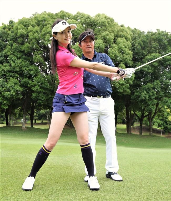 橋本マナミ~ゴルフ天国での巨乳な姿と太もも丸出しパンチラのエロさは絶品!0005shikogin