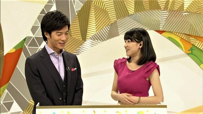 赤木野々花~NHKニュースおはよう日本での巨乳な姿とブラチラは超ドキドキ!0011shikogin