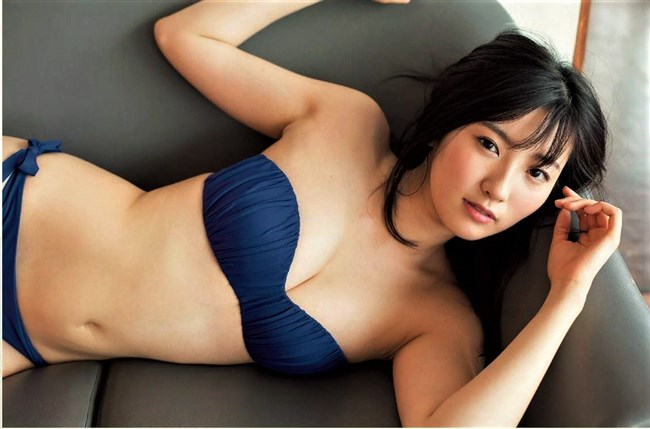 福井セリナ~フリーアナが週プレで衝撃の水着グラビア!身体エロ過ぎて興奮!0003shikogin