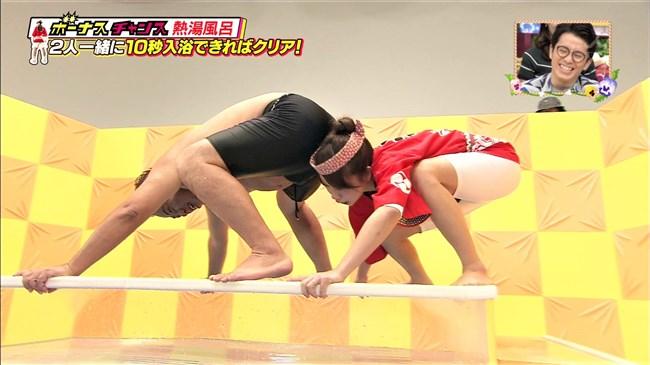 鈴木あきえ~王様のブランチ卒業で見せた過去の熱湯風呂透けパンが極エロ!0005shikogin
