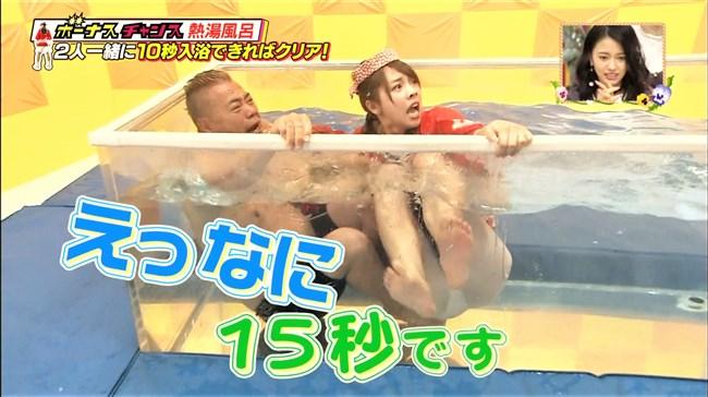 鈴木あきえ~王様のブランチ卒業で見せた過去の熱湯風呂透けパンが極エロ!0006shikogin