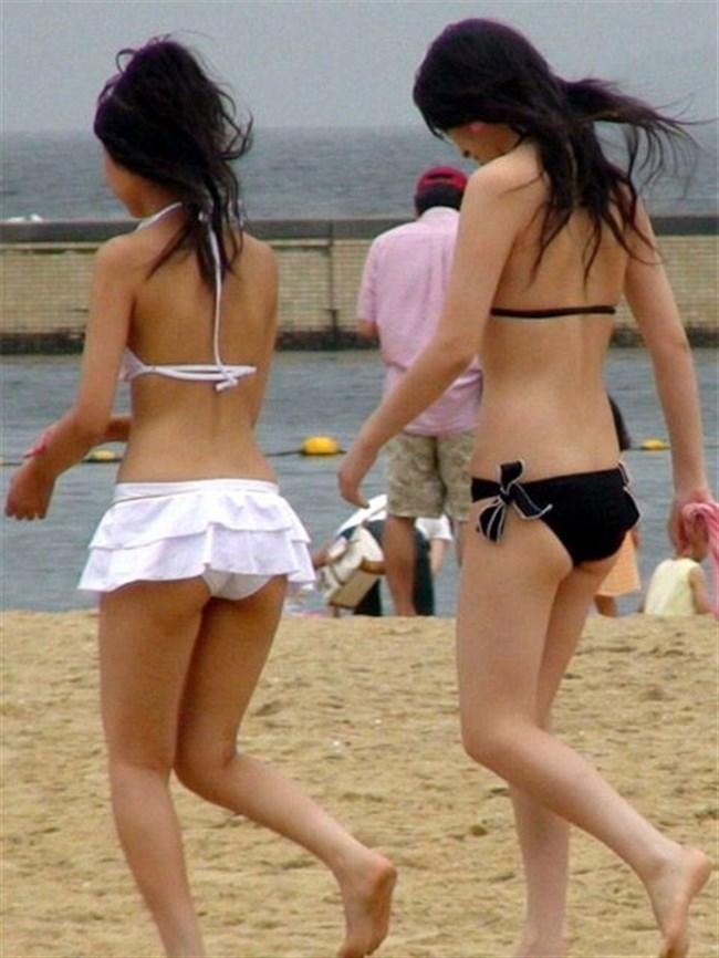 もうすぐ夏到来!ビーチギャルのえちえちなビキニ水着姿を予習wwww0027shikogin