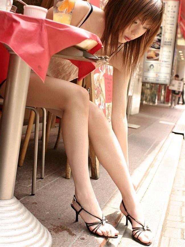 スラリと伸びた美しい脚だけでおかずにできる美脚フェチなんですwwwww0016shikogin