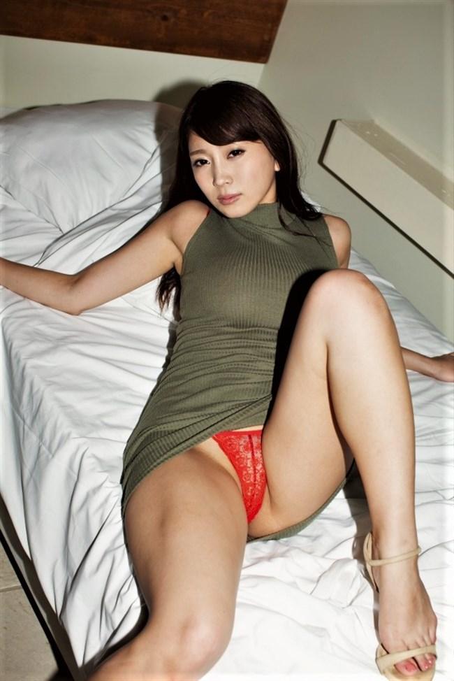 森咲智美~映像作品Pandoraも好調なGカップグラドルの超ギリギリ水着画像!0007shikogin