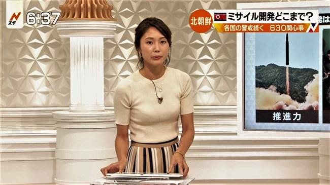 小林由未子~エロい胸の膨らみと放送事故級のバナナ疑似フェラが凄過ぎ!0007shikogin