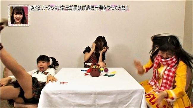 西野未姫[元AKB48]~ナマ放送で開脚し白パンティーをあらわにした放送事故級パンチラ!0011shikogin
