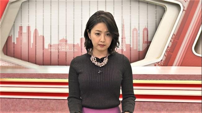 矢島悠子~スーパーJチャンネルでの胸の膨らみが半端無い!前より大きくなった?0004shikogin
