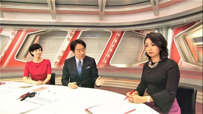 矢島悠子~スーパーJチャンネルでの胸の膨らみが半端無い!前より大きくなった?0009shikogin