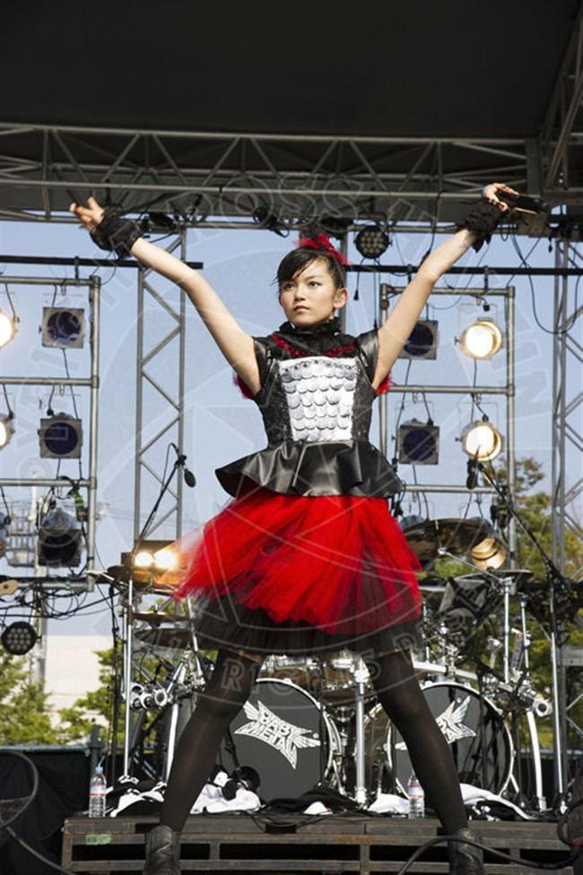 SU-METAL[BABYMETAL]~歌姫は姉同様にオッパイも大きくなってきてセクシーさも!0004shikogin