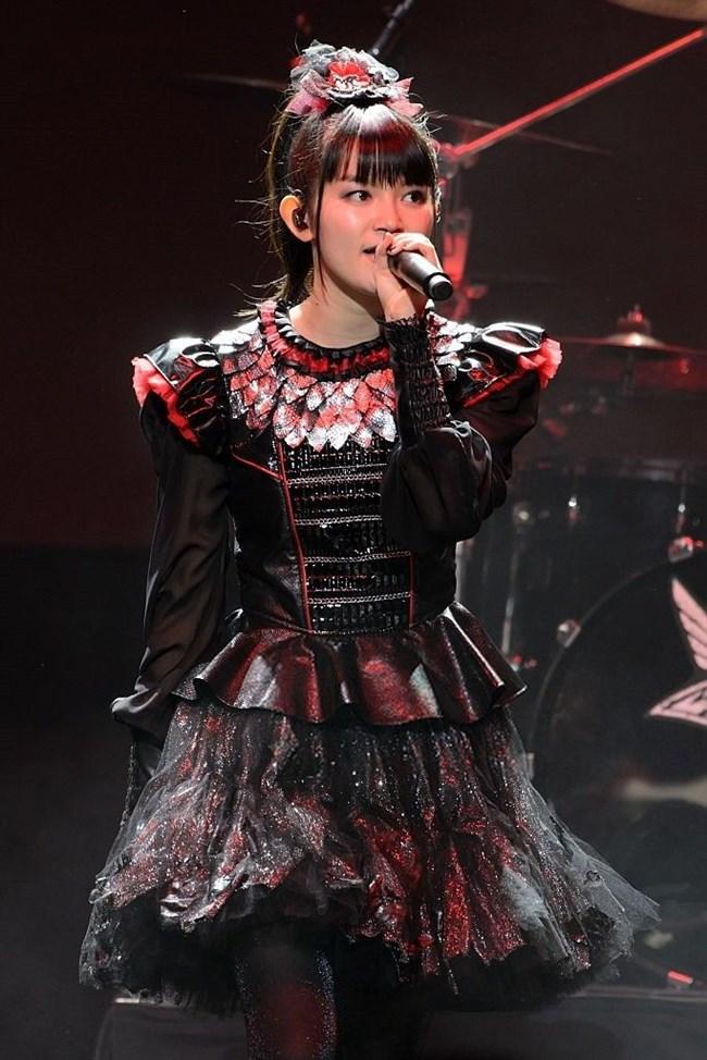SU-METAL[BABYMETAL]~歌姫は姉同様にオッパイも大きくなってきてセクシーさも!0005shikogin