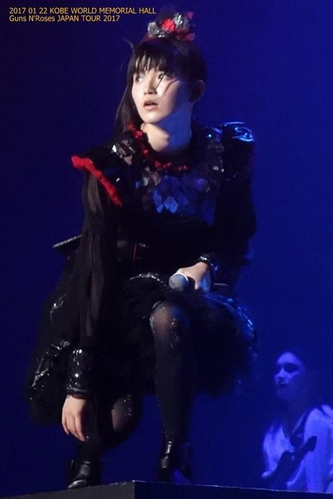 SU-METAL[BABYMETAL]~歌姫は姉同様にオッパイも大きくなってきてセクシーさも!0006shikogin