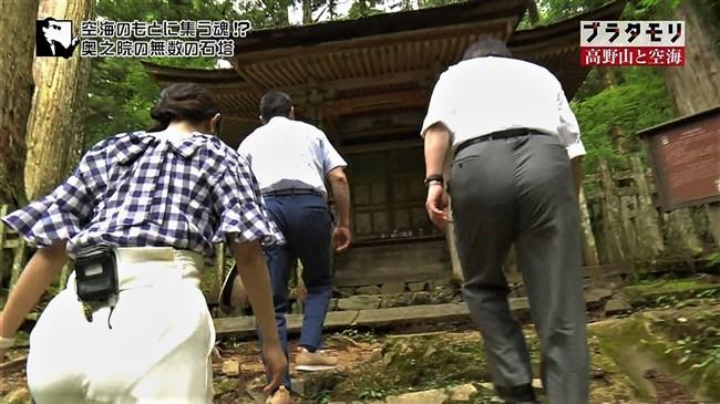 近江友里恵~ブラタモリで白パンのヒップがパン線出ていて凄くセクシーだった!0008shikogin
