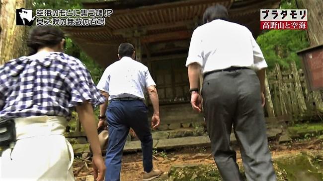 近江友里恵~ブラタモリで白パンのヒップがパン線出ていて凄くセクシーだった!0009shikogin