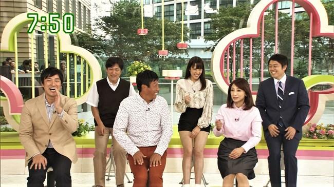 山崎あみ~ズムサタ出演のスタイル抜群美女、美脚が超悩ましく挟まれたい!0003shikogin