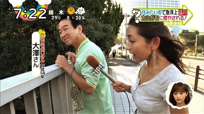 宮崎瑠依~暑い時期は巨乳キャスターの薄着の胸元が最高の癒しになるのだ!0011shikogin