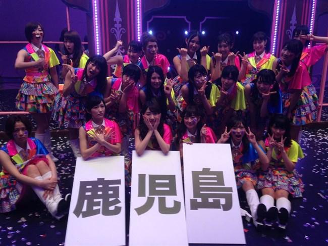 横島亜衿[元AKB48]~楽屋裏でバックに映ったベージュの下着姿が超エロかった最高の思い出!0005shikogin