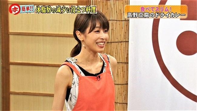 加藤綾子~ホンマでっかTVでのノースリーブわきマンコに突っ込んで果てたい!0005shikogin
