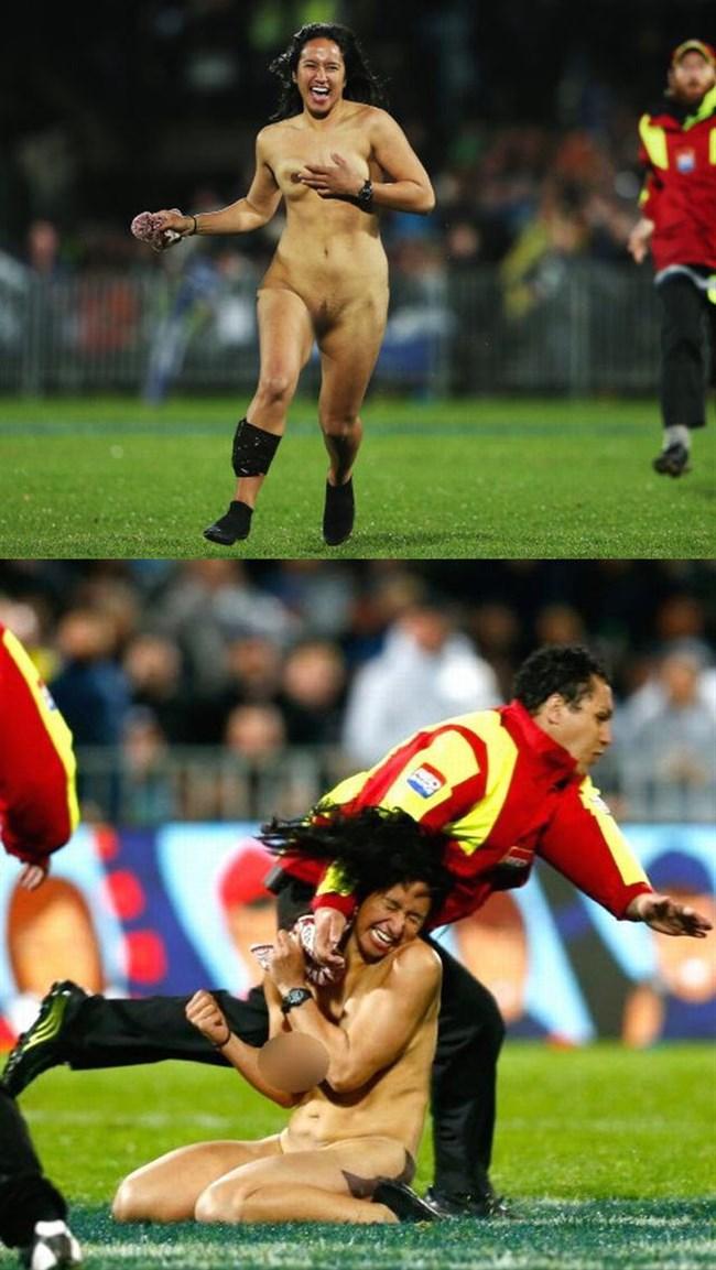 露出狂のまんさん、スポーツ観戦で大興奮した結果wwww0007shikogin