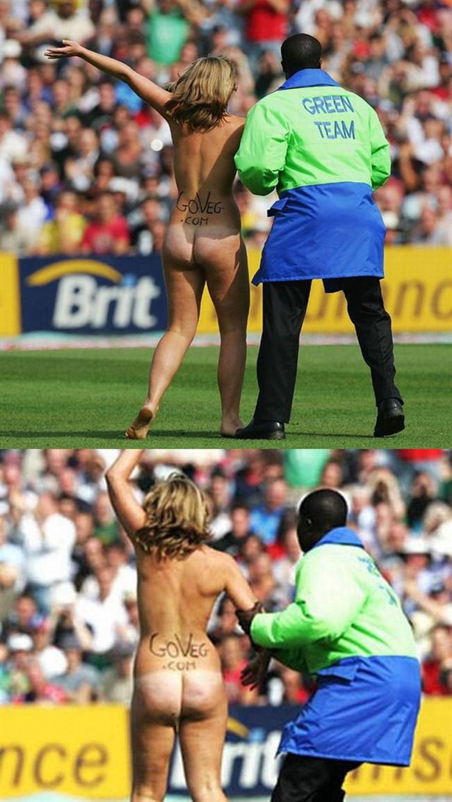 露出狂のまんさん、スポーツ観戦で大興奮した結果wwww0018shikogin