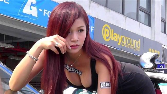 中国のレースクイーンがガチでハイレベルな件wwwww0016shikogin
