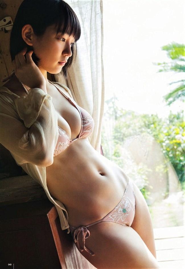 吉岡里帆~ヌキまくれる胸の谷間をモロ出しにしているセクシー画像を一挙に!0006shikogin