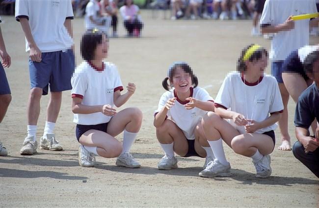 昭和の体操着ブルマの視覚的破壊力は計り知れないwwww0018shikogin