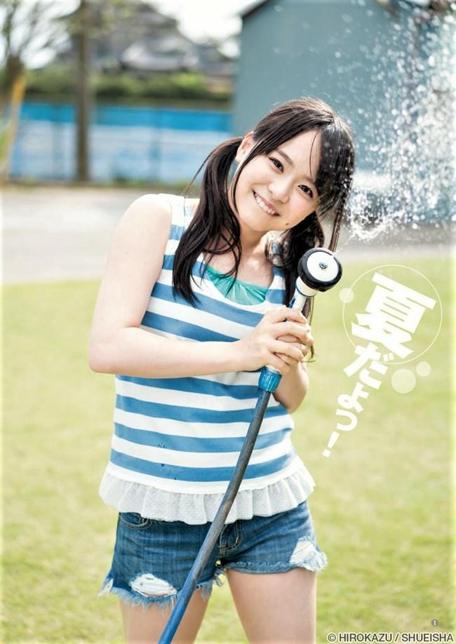 倉野尾成美[AKB48]~ヤンジャングラビアではムッチリした身体を見せて興奮!0010shikogin