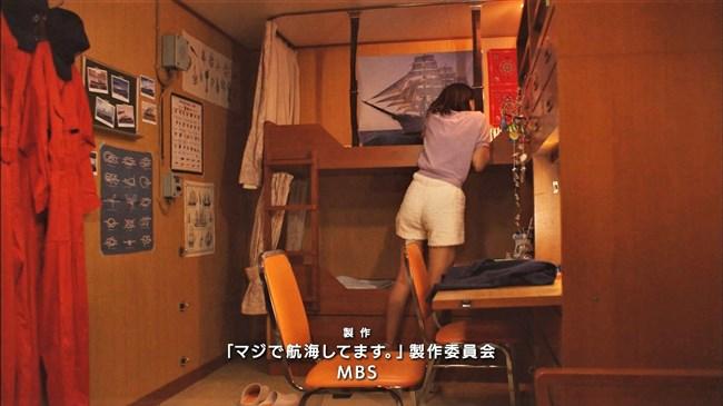 武田玲奈~マジで航海してます。でのオッパイの膨らみとプリ尻に超ドキッ!0006shikogin