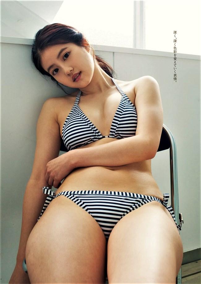 今田美桜~週プレの初であり水着グラビアはセクシー過ぎて倒れそう!0005shikogin