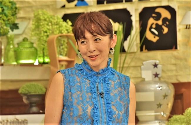 斉藤由貴~エッチな透け透け服に大胆な谷間チラ、ムッチリ水着のお弁当!0002shikogin