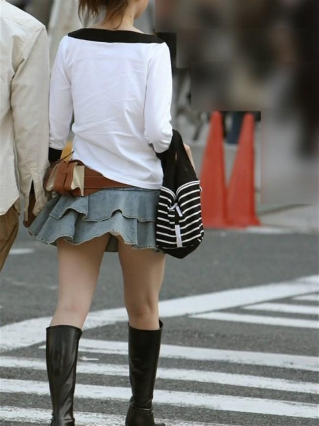 強風の日のスカート女子の後ろはパンチラパラダイスwww0039shikogin