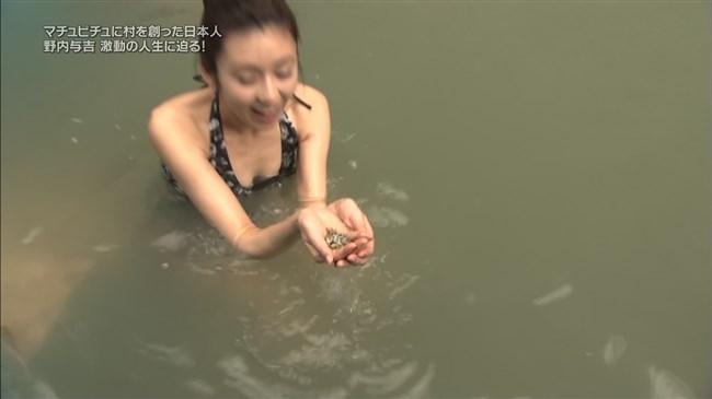 江田友莉亜~旅サラダでの水着姿がオッパイ大きく超エロい身体で興奮!0013shikogin