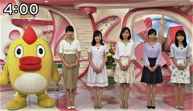 榊菜美~Oha!4での白ニット服での胸の膨らみは大き過ぎてポチが出ている?0002shikogin