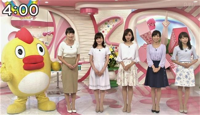 榊菜美~Oha!4での白ニット服での胸の膨らみは大き過ぎてポチが出ている?0004shikogin