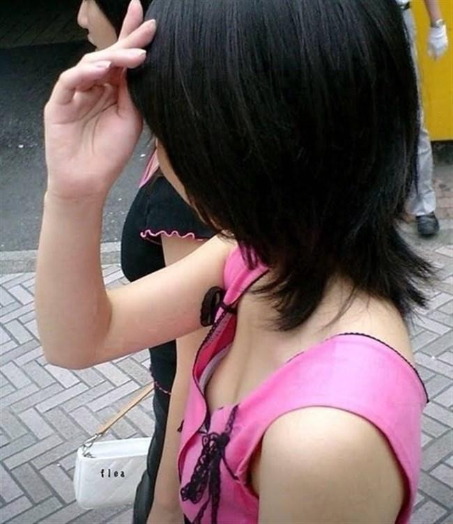 若々しい乳首がポロリしてしまったティーンのチクチラwwwww0003shikogin
