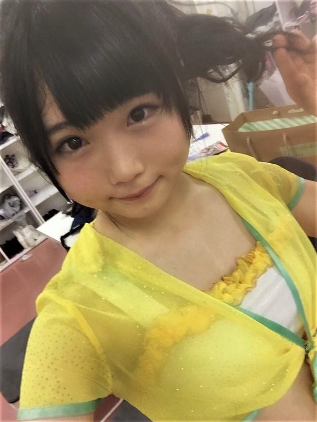秋吉優花[HKT48]~人気上昇中の美少女!16歳でもオッパイが大きくて超セクシー!0009shikogin