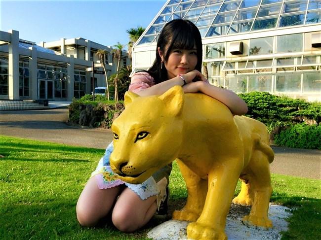 秋吉優花[HKT48]~人気上昇中の美少女!16歳でもオッパイが大きくて超セクシー!0010shikogin