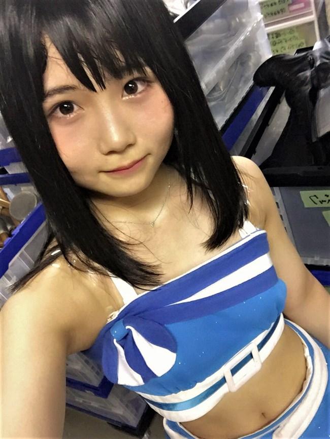 秋吉優花[HKT48]~人気上昇中の美少女!16歳でもオッパイが大きくて超セクシー!0002shikogin
