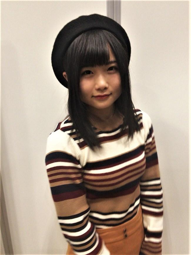 秋吉優花[HKT48]~人気上昇中の美少女!16歳でもオッパイが大きくて超セクシー!0006shikogin