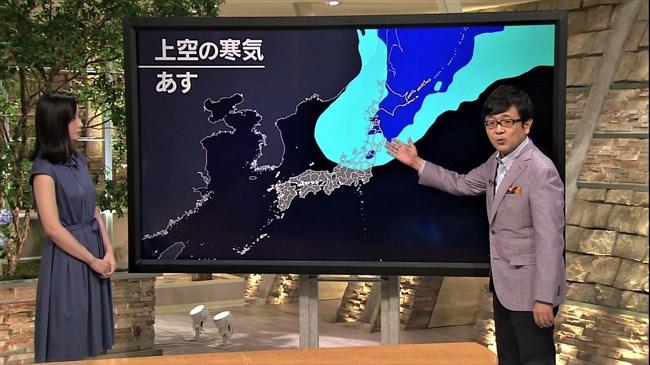 森川夕貴~報道ステーションでのノースリーブ服の胸の膨らみが超エロい!0004shikogin