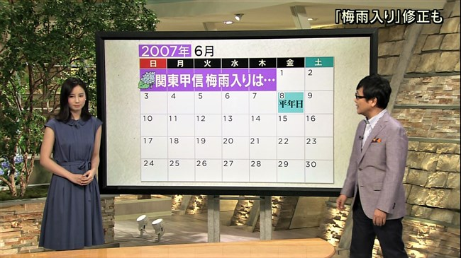 森川夕貴~報道ステーションでのノースリーブ服の胸の膨らみが超エロい!0005shikogin