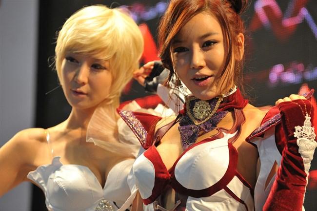 韓国のイベントコンパニオンがレベル高すぎて草0007shikogin