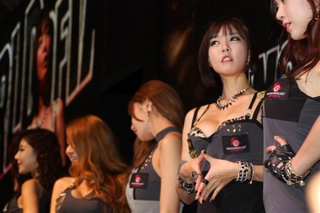韓国のイベントコンパニオンがレベル高すぎて草0021shikogin