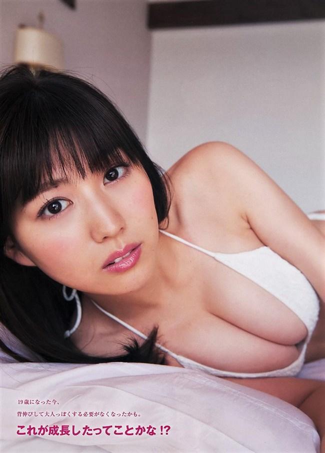 岩﨑名美~豊満なグラビア画像が最高にエロくて毎日オカズにしちゃいます!0003shikogin