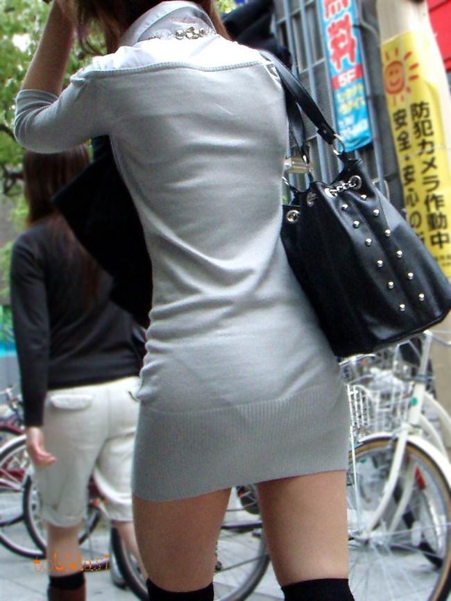 パンツの柄までくっきりさせて男どもの視線を集める女性wwww0006shikogin