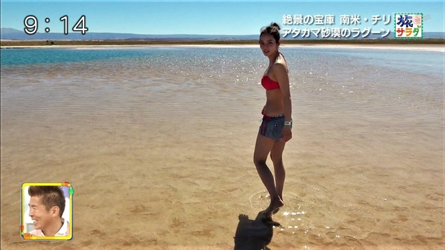 依吹怜~カリスマモデルが旅サラダでイイ身体満開の水着姿初公開!0004shikogin