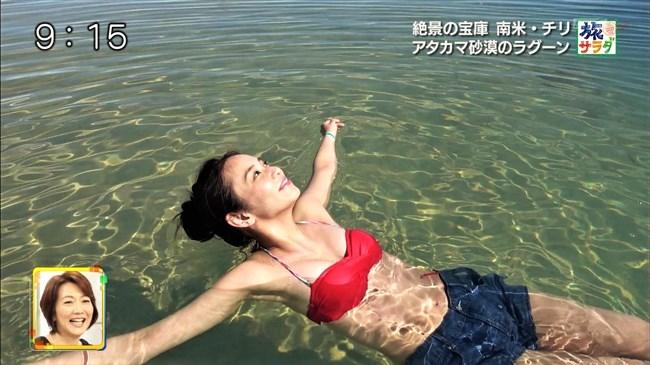 依吹怜~カリスマモデルが旅サラダでイイ身体満開の水着姿初公開!0006shikogin
