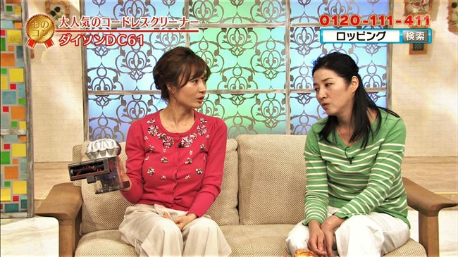 新山千春~通販番組で美熟女がボタンが引きちぎれるほどオッパイが主張!0002shikogin