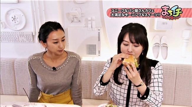 浅田舞~CBCの番組で胸の膨らみを強調した姿が触りたい衝動に駆られます!0003shikogin