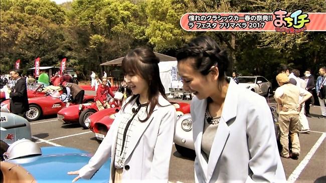 浅田舞~CBCの番組で胸の膨らみを強調した姿が触りたい衝動に駆られます!0005shikogin